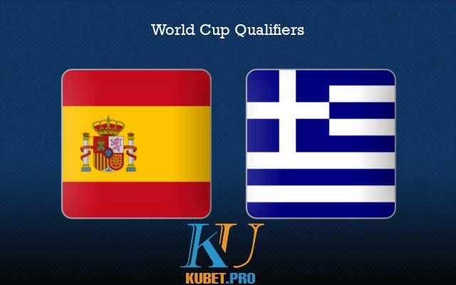 Cùng chuyên gia phân tích trận đấu giữa Tây Ban Nha vs Hy Lạp